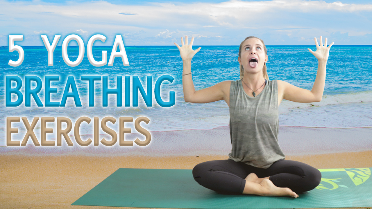5 yoga breathing exercises