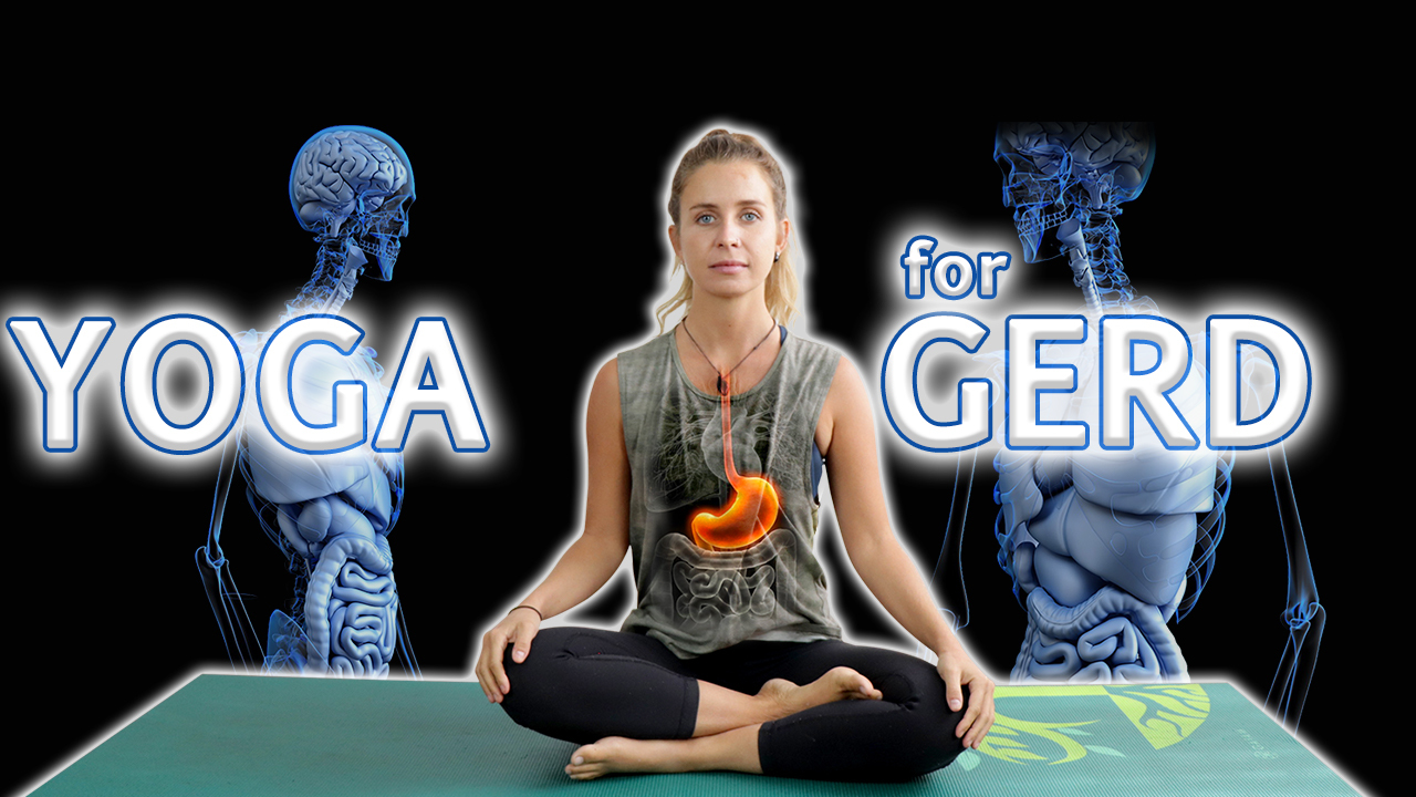 Top 30 Yoga Poses For Gerd (Acid Reflux) - Jivayogalive