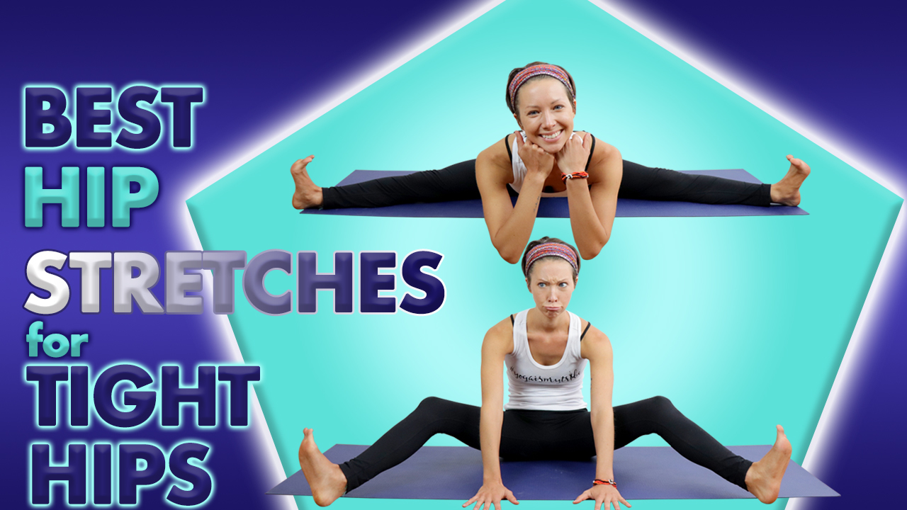 best hip stretches for tight hips