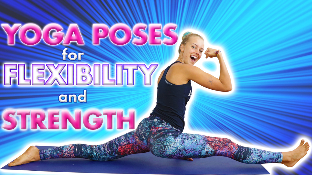 exercises for strength and flexibility