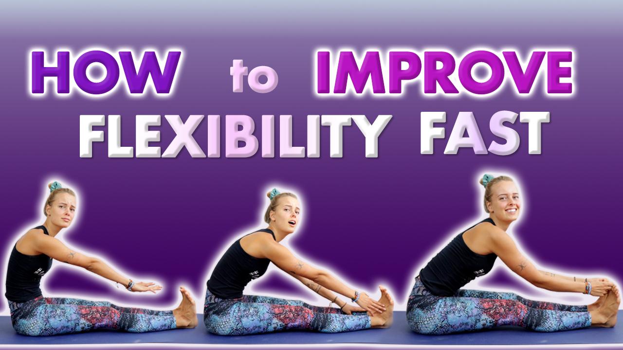 how to improve flexibility fast AV_SL103-4