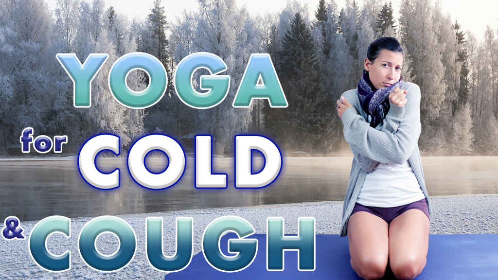 yoga for dry cough