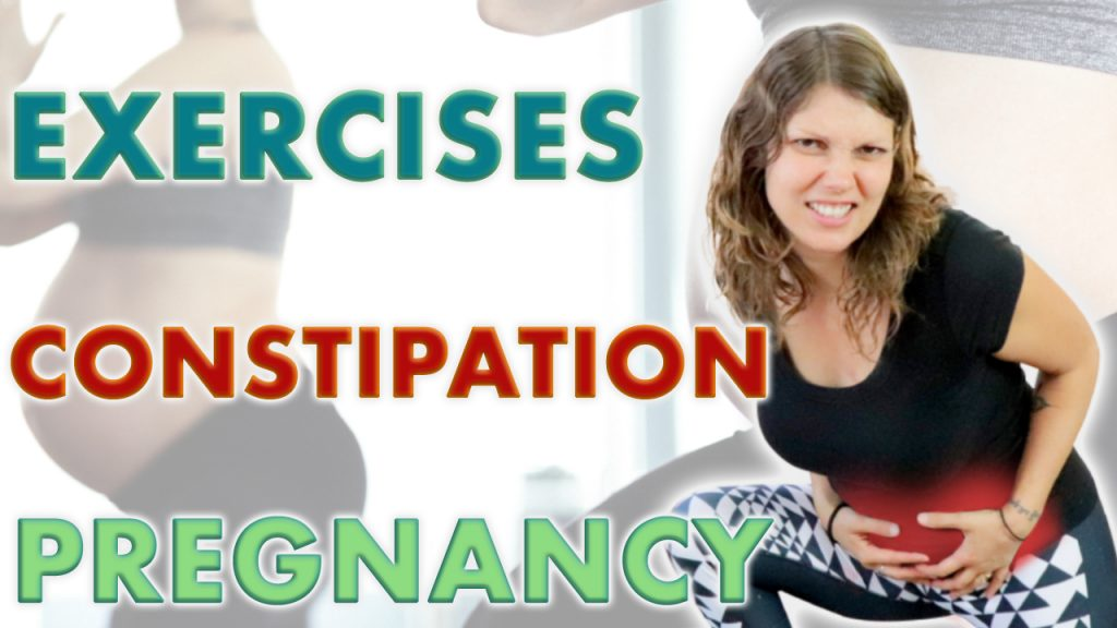 yoga poses for constipation during pregnancy