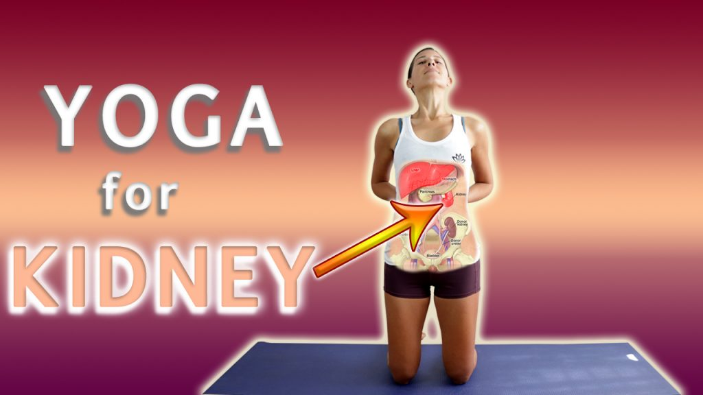 yoga for kidney and liver