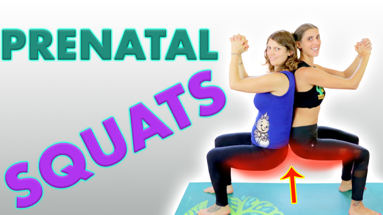 squat during pregnancy